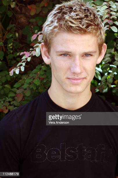 Alex Pettyfer during 'Alex Rider Operation Stormbreaker' Press Conference with Alicia Silverstone Alex Pettyfer Missi Pyle Geoffrey Sax and Anthony...