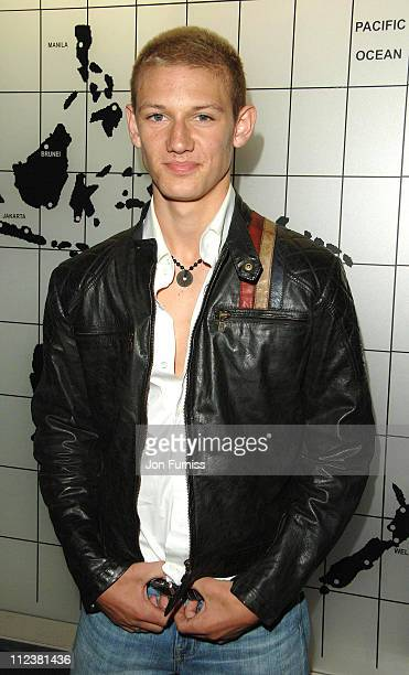Alex Pettyfer during 'Stormbreaker' London Premiere After Party at Cirque Nightclub in London Great Britain
