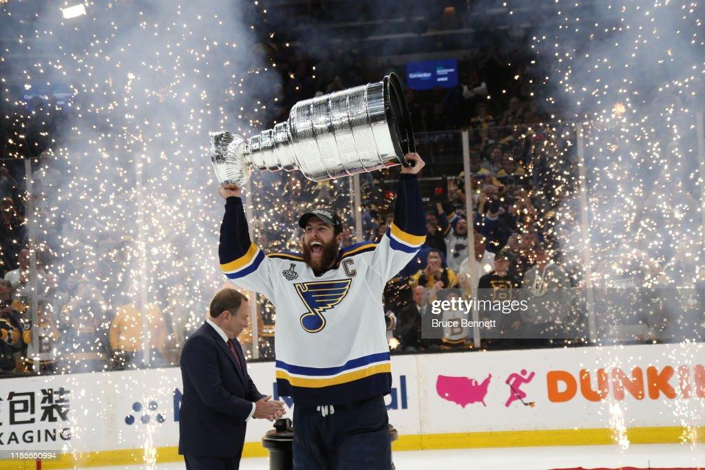 2019 NHL Stanley Cup Final - Game Seven : Fotografía de noticias