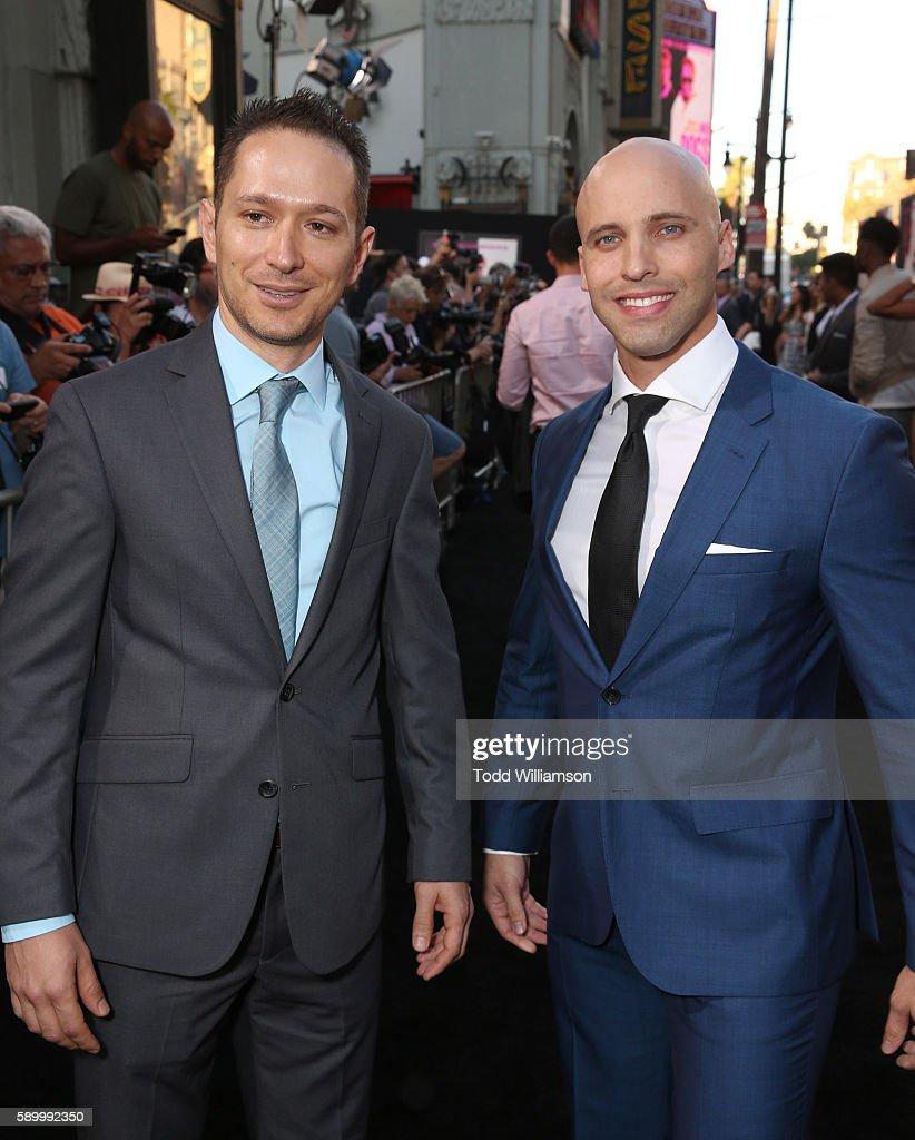 """Premiere Of Warner Bros. Pictures' """"War Dogs"""" - Red Carpet : Nachrichtenfoto"""