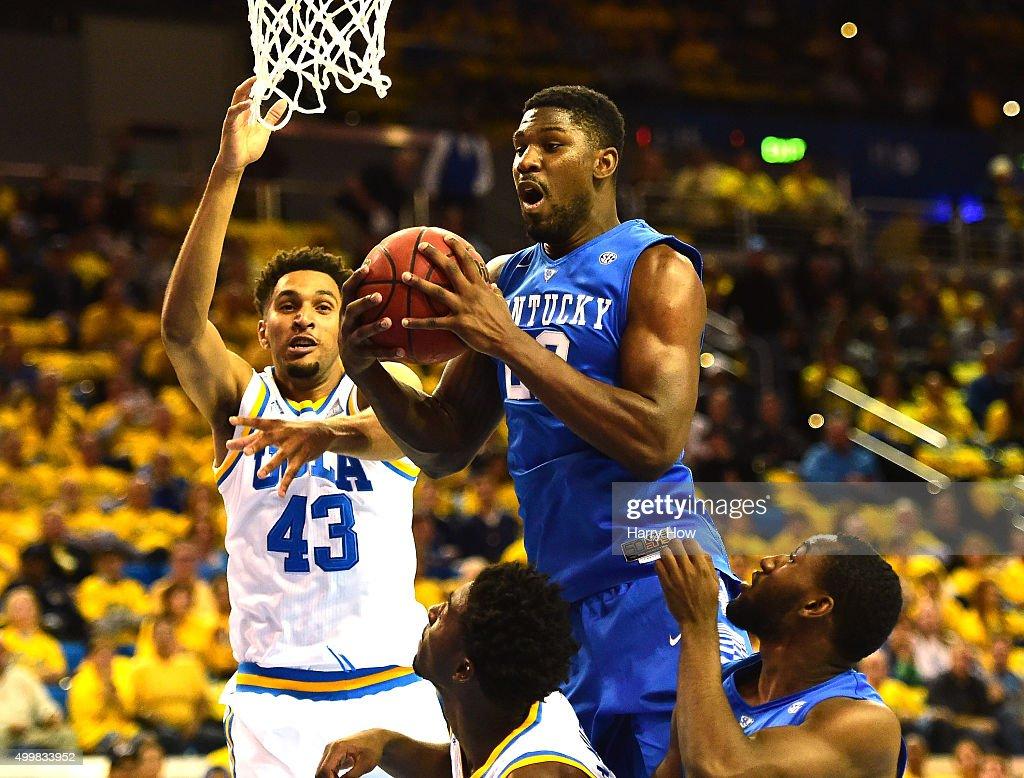 Kentucky v UCLA : News Photo