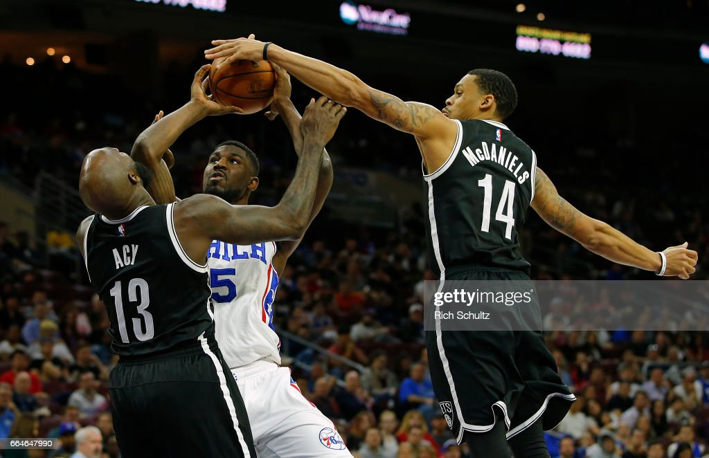 Brooklyn Nets v Philadelphia 76ers