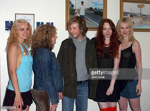Alex Prager Marissa Ribisi Beck Mercedes Helnwein and Beth Riesgraf