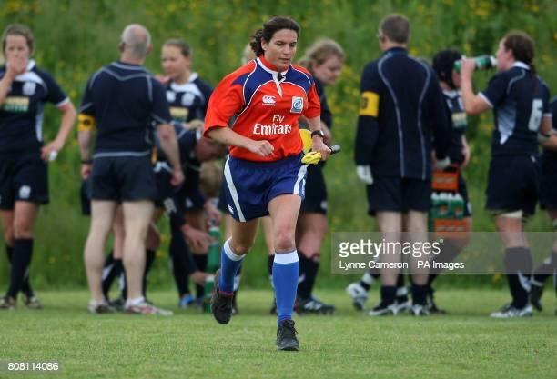 Alex Pratt Referee