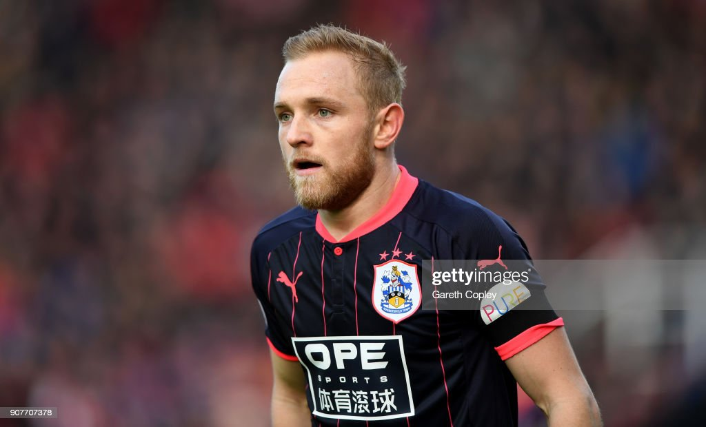 Stoke City v Huddersfield Town - Premier League