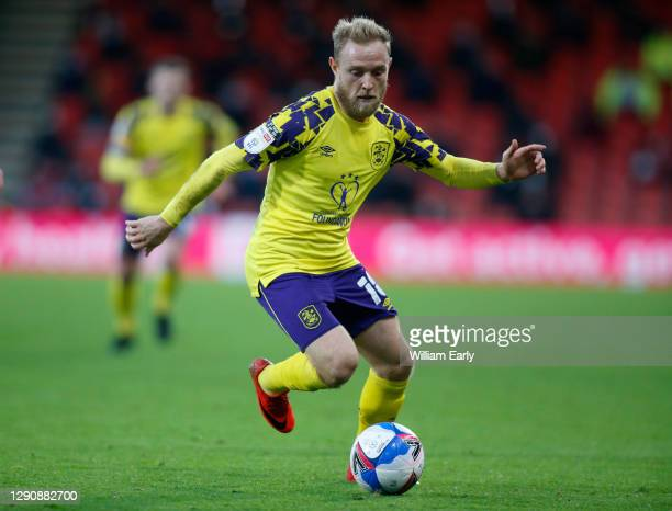 Alex Pritchard of Huddersfield Town during the Sky Bet Championship match between AFC Bournemouth and Huddersfield Town at Vitality Stadium on...