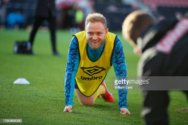 Alex Pritchard of Huddersfield Town during the SkyBet Championship match between AFC Bournemouth and Huddersfield Town at Vitality Stadium on...