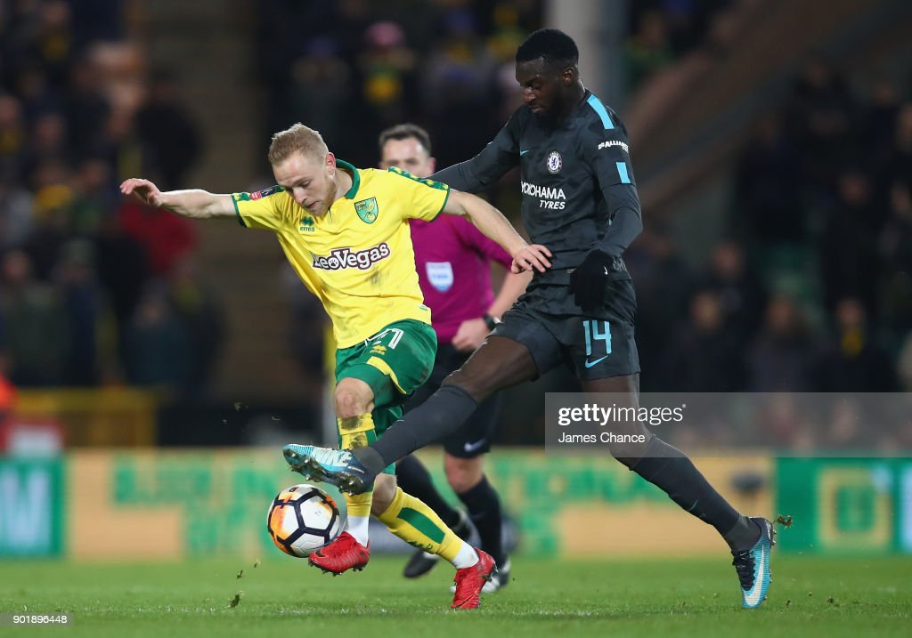 Norwich City v Chelsea - The Emirates FA Cup Third Round : News Photo