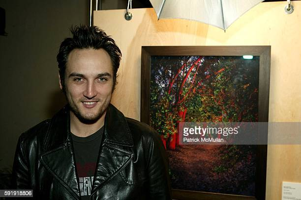Alex Quinn attends Unscene LA at W Hotel on October 26 2005 in Westwood CA
