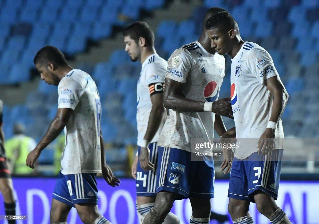 COL: America de Cali v Millonarios - Torneo Apertura Liga Aguila 2019
