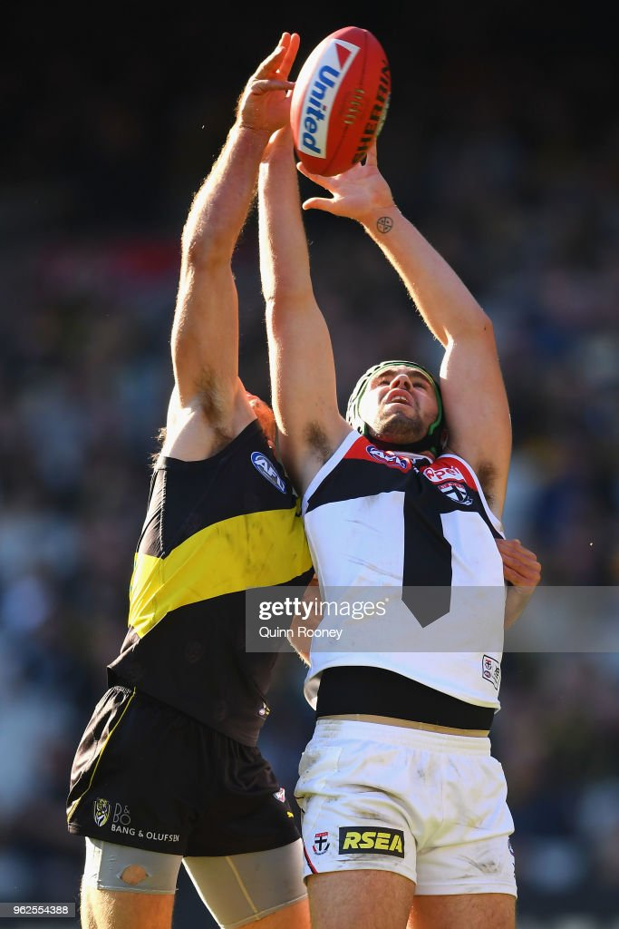 AFL Rd 10 - Richmond v St Kilda