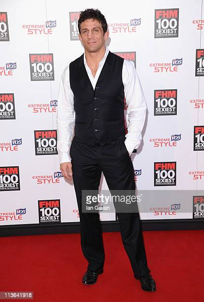 Alex Reid attends the FHM 100 Sexiest Women In The World Launch Party at One Marylebone on May 4 2011 in London United Kingdom