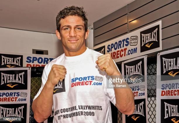 Alex Reid English mixed martial artist 7th July 2008