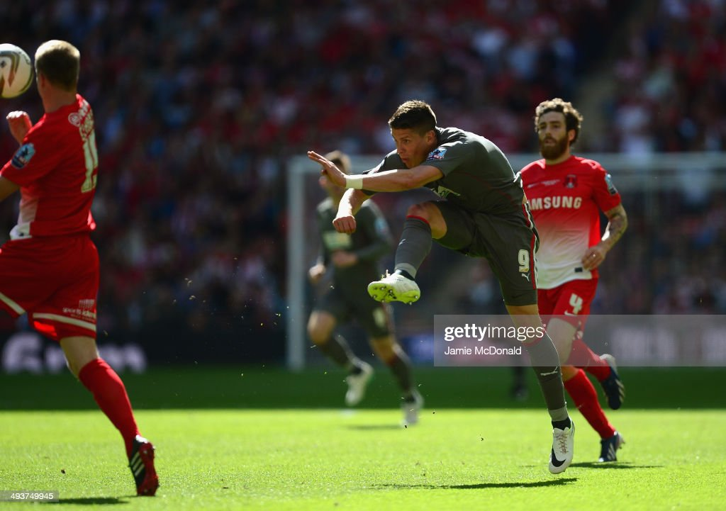 Leyton Orient v Rotherham United - Sky Bet League One Playoff Final : News Photo