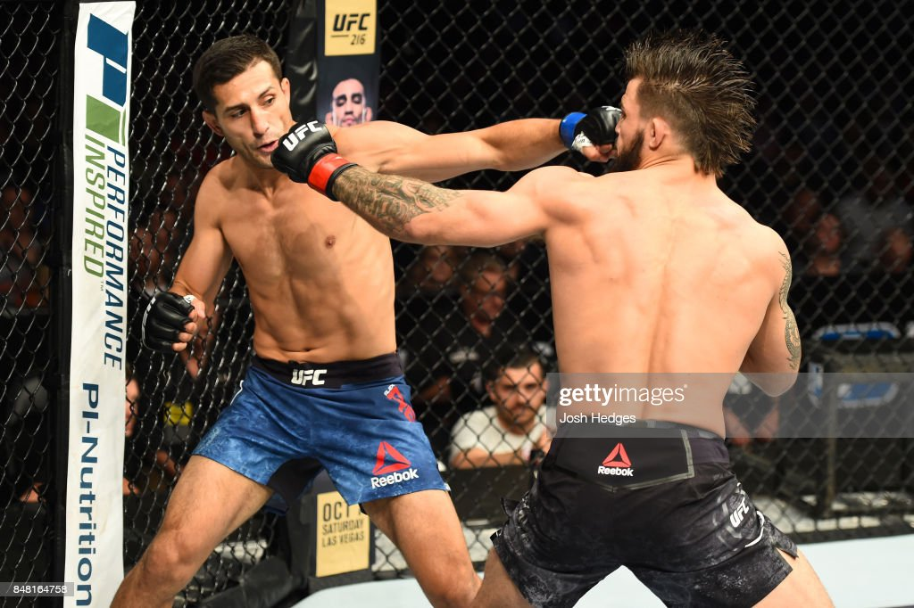 UFC Fight Night: Perry v Reyes : News Photo