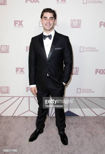 Alex Rich attends FOX Broadcasting Company FX National Geographic and 20th Century Fox Television 2018 Emmy Nominee Party at Vibiana on September 17...
