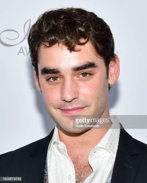 Alex Rich attends the 33rd Annual Imagen Awards at JW Marriott Los Angeles at LA LIVE on August 25 2018 in Los Angeles California