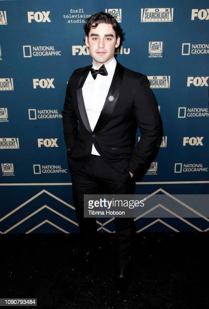 Alex Rich attends the FOX FX and Hulu 2019 Golden Globe Awards after party at The Beverly Hilton Hotel on January 06 2019 in Beverly Hills California