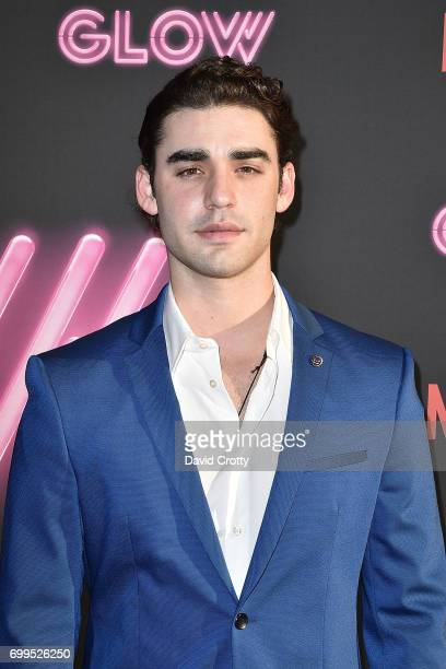 Alex Rich attends the Premiere Of Netflix's 'GLOW' Arrivals at The Cinerama Dome on June 21 2017 in Los Angeles California