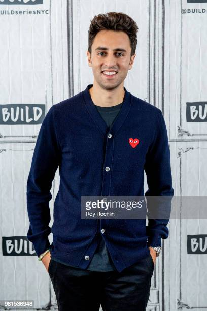 Alex Richanbach discusses 'Ibiza' with the Build Series at Build Studio on May 22 2018 in New York City
