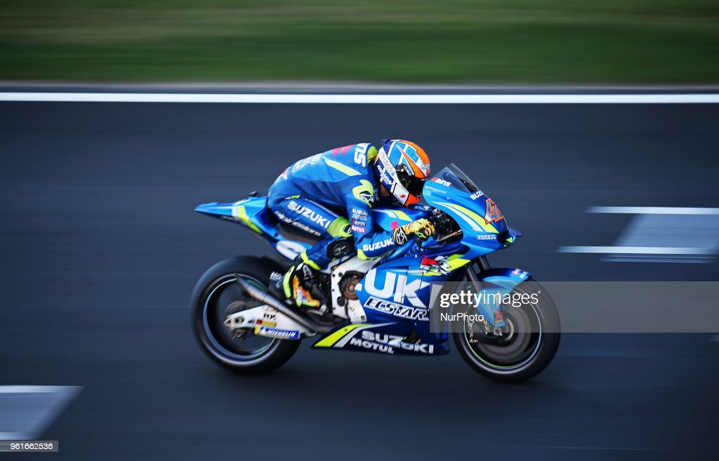 MotoGp Testing in Barcelona : News Photo