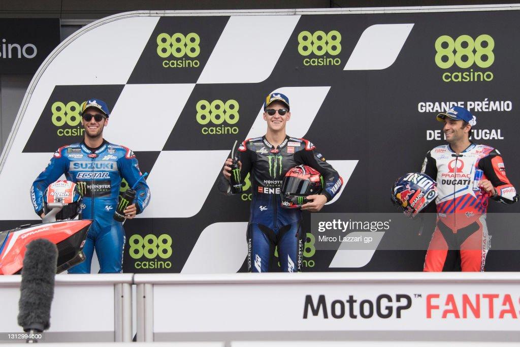 MotoGP of Portugal - Qualifying : News Photo