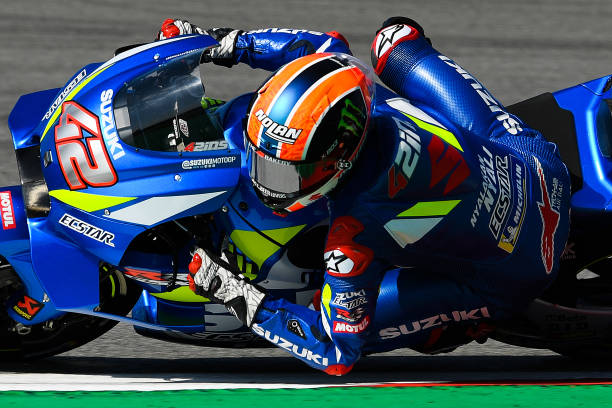 ESP: MotoGp of Spain - Qualifying