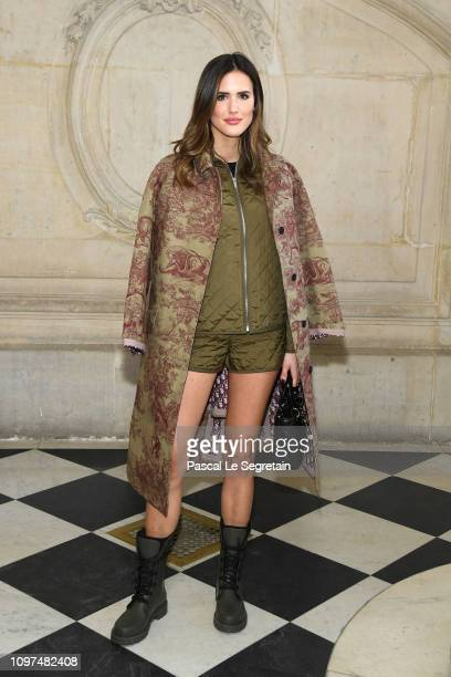 Alex Riviere attends the Christian Dior Haute Couture Spring Summer 2019 show as part of Paris Fashion Week on January 21 2019 in Paris France