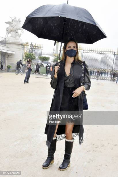 Alex Riviere attends the Dior Womenswear Spring/Summer 2021show as part of Paris Fashion Week on September 29, 2020 in Paris, France.