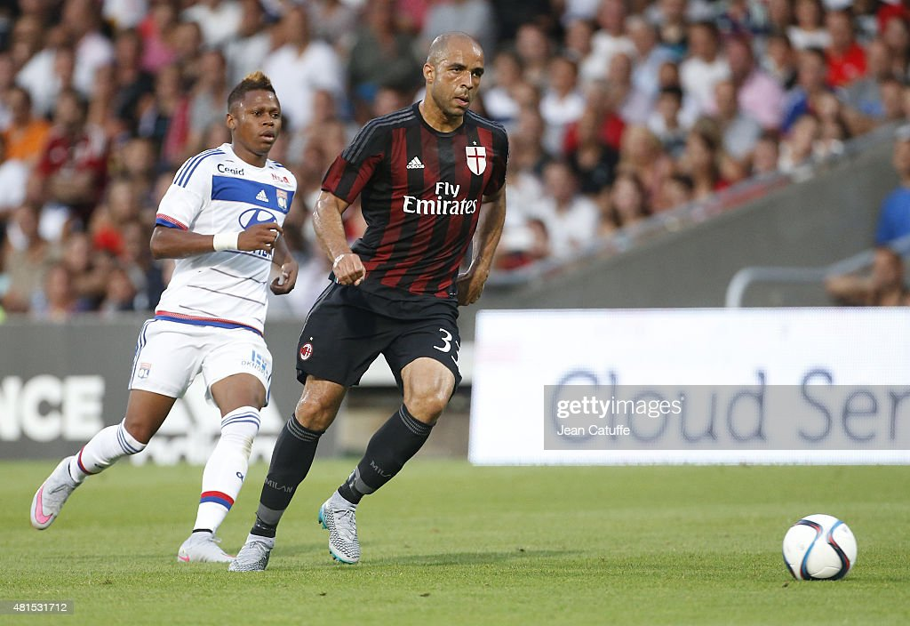 Olympique Lyonnais v Milan Cc - Friendly