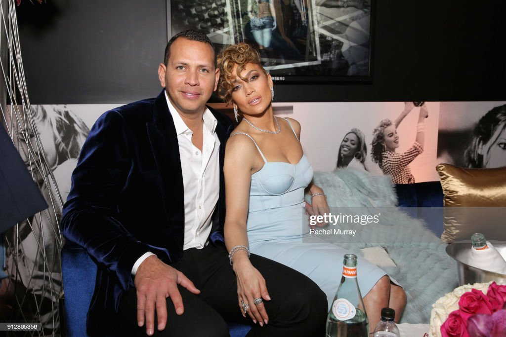 Guess Spring 2018 Campaign Reveal Starring, Jennifer Lopez : News Photo