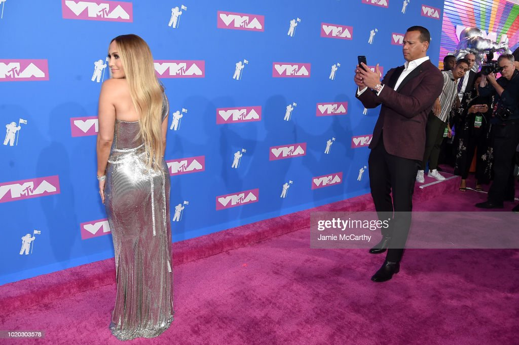 VMAs 2018: A-Rod Proving He's J. Lo's Biggest Fan