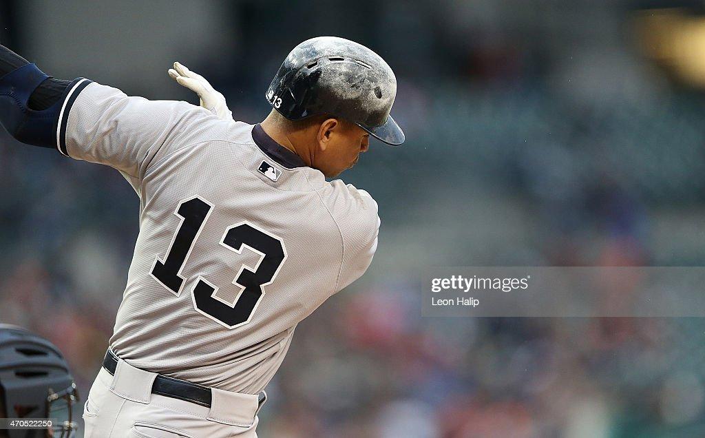 New York Yankees v Detroit Tigers : ニュース写真