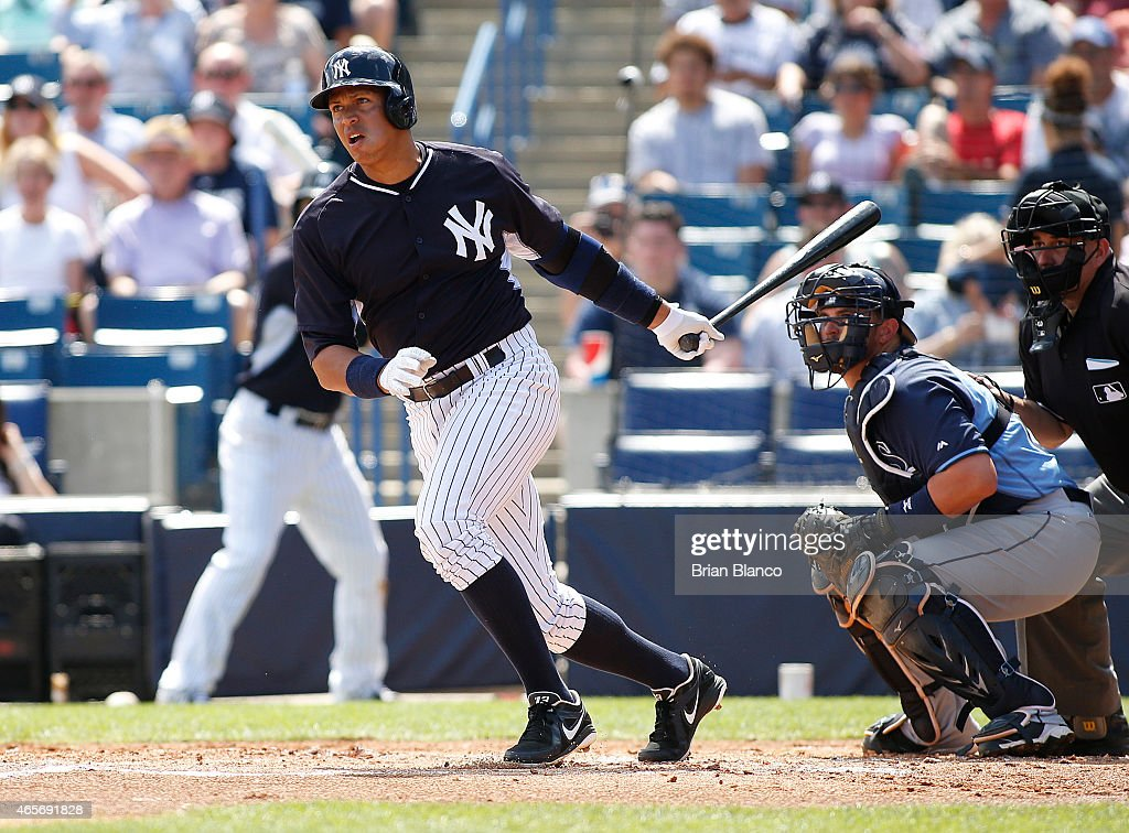 tampa bay rays v new york yankees photos and images getty images