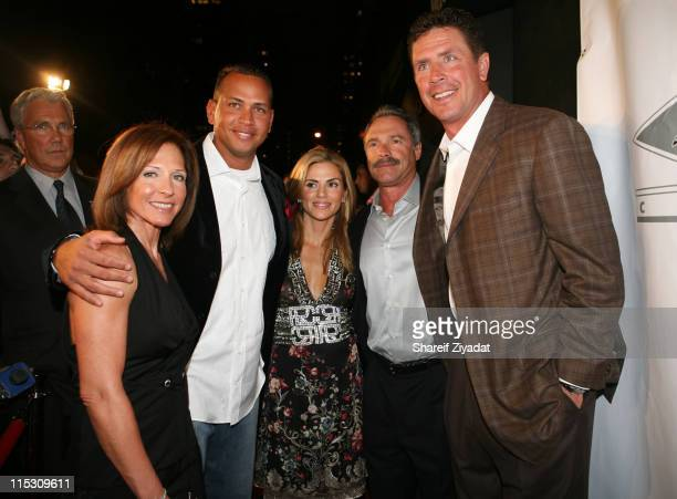 Alex Rodriguez wife Cynthia Dan Marino and Guests