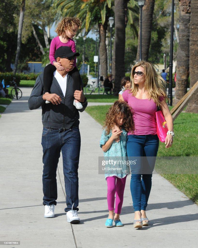 Alex Rodriguez Ex Wife