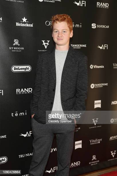 Alex Rubin attends Tangerine Entertainment's Reception for How Does it Start Hosted At The RAND Luxury Escape at St Regis Deer Crest Resort on...