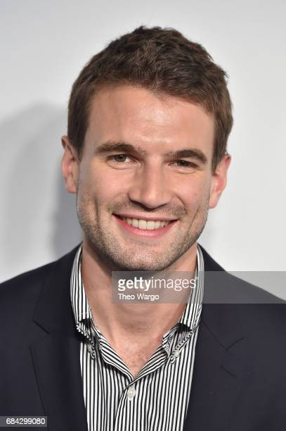 Alex Russell attends the 2017 CBS Upfront on May 17 2017 in New York City