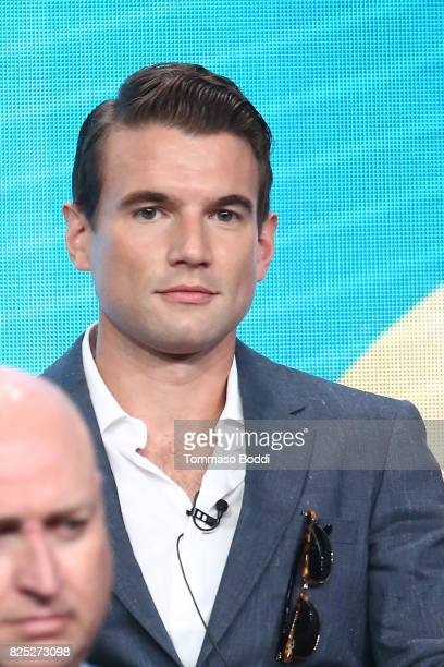 Alex Russell attends the 2017 Summer TCA Tour CBS Panels at Various Locations on August 1 2017 in Los Angeles California