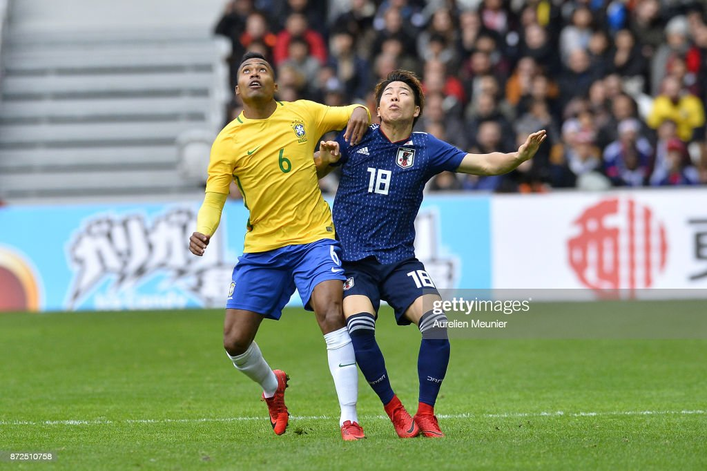 Japan v Brazil - International Friendly : News Photo