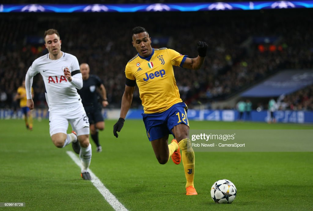 Tottenham Hotspur v Juventus - UEFA Champions League Round of 16: Second Leg : News Photo