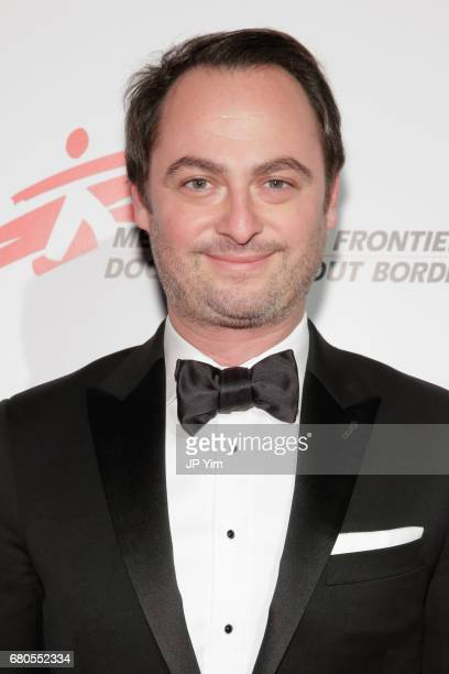 Alex Schaffel attends Gotham Cares Gala Fundraiser For The Syrian Refugee Crisis In Support of Medecin Sans Frontieres and The International Rescue...