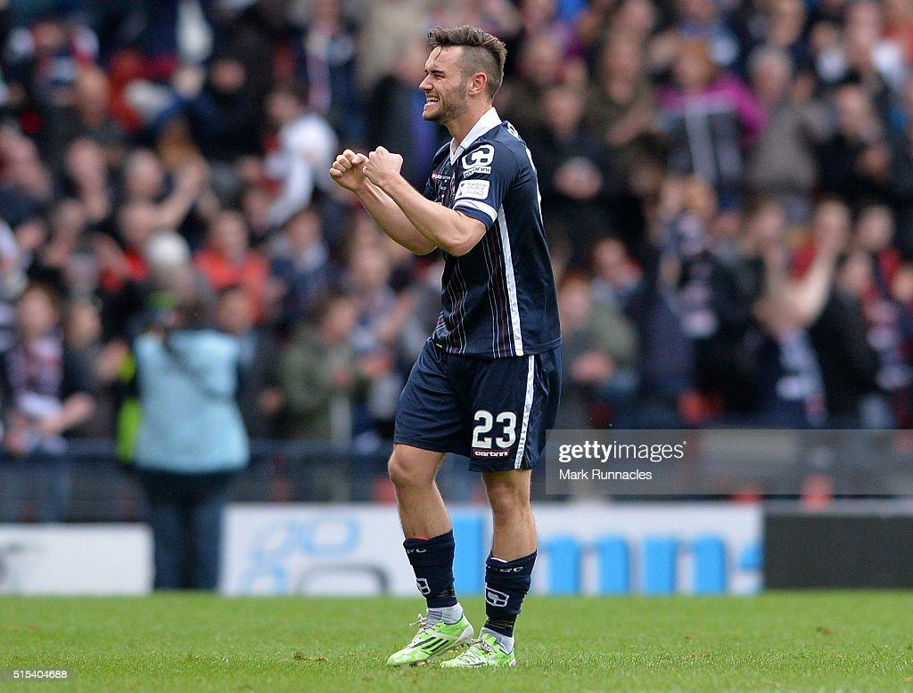 Hibernian v Ross County - Scottish League Cup Final : News Photo