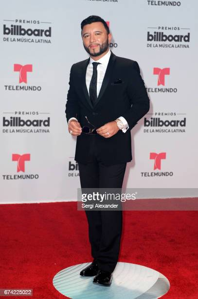 Alex Sensation attends the Billboard Latin Music Awards at Watsco Center on April 27 2017 in Coral Gables Florida