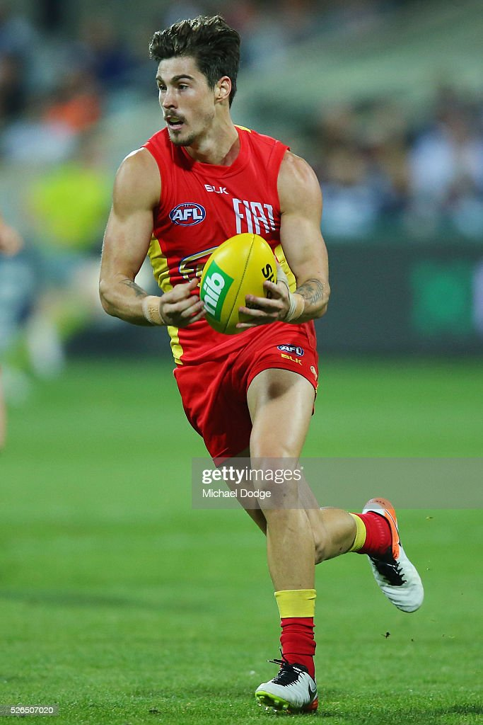 AFL Rd 6 - Geelong v Gold Coast : News Photo