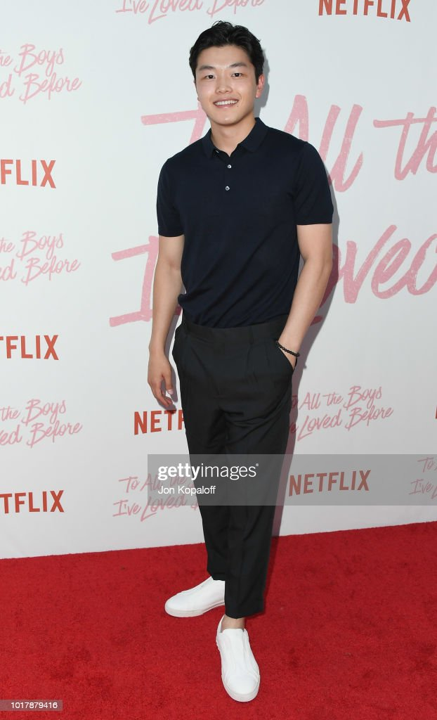 "Screening Of Netflix's ""To All The Boys I've Loved Before"" - Arrivals"