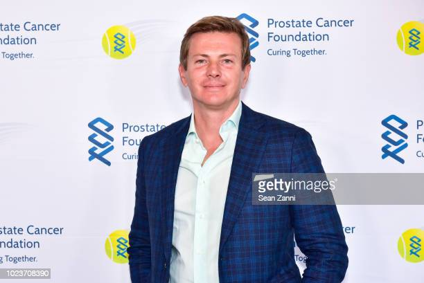 Alex Shkarupa attends the 14th Annual Prostate Cancer Foundation's Gala In The Hamptons With A Special Performance By John Fogerty at the Parrish Art...