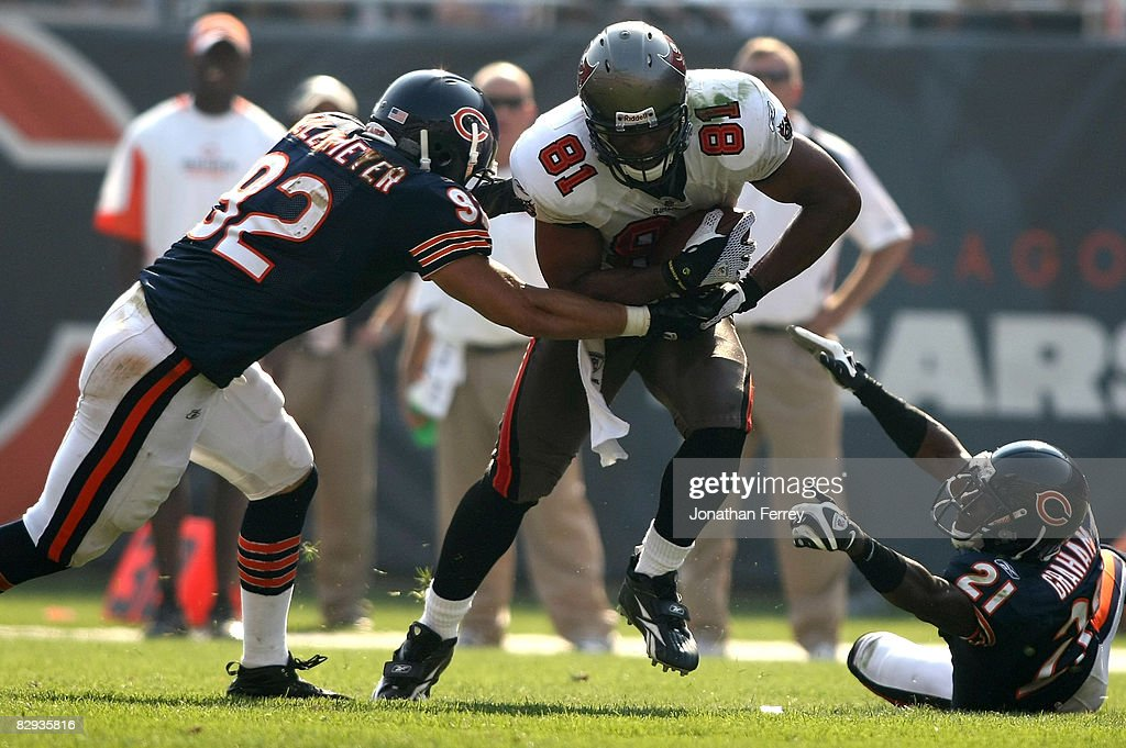 Tampa Bay Buccaneers v Chicago Bears : News Photo