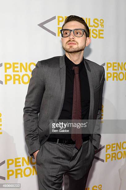 Alex Soros attends the Pencils Of Promise Gala at Cipriani Wall Street on October 21 2015 in New York City