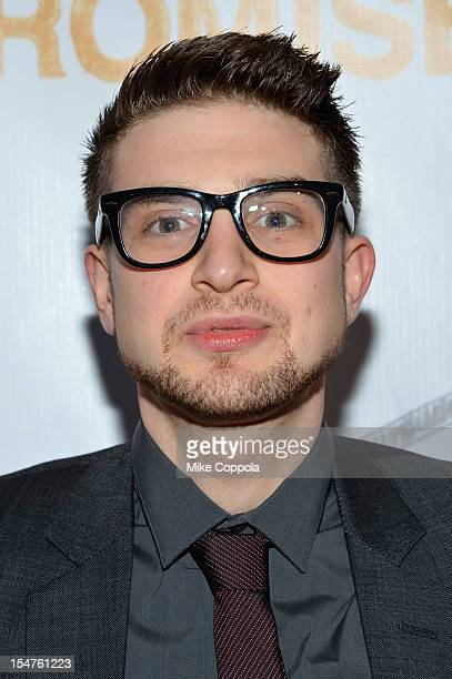 Alex Soros attends the second annual Pencils of Promise Gala at Guastavino's on October 25 2012 in New York City